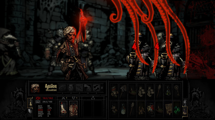 Screenshot 24 - Darkest Dungeon