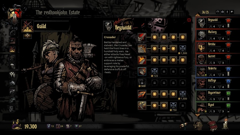 Screenshot 22 - Darkest Dungeon