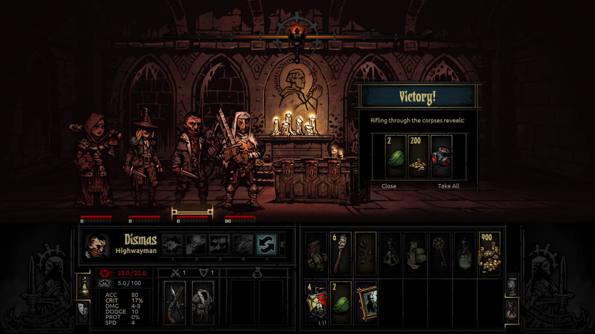 Screenshot 20 - Darkest Dungeon