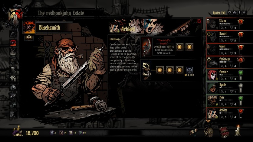Screenshot 7 - Darkest Dungeon