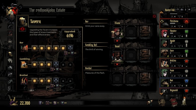 Screenshot 5 - Darkest Dungeon