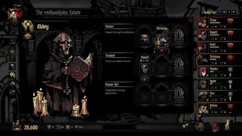 Screenshot 23 - Darkest Dungeon