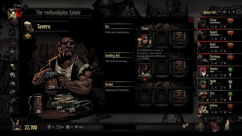 Screenshot 11 - Darkest Dungeon