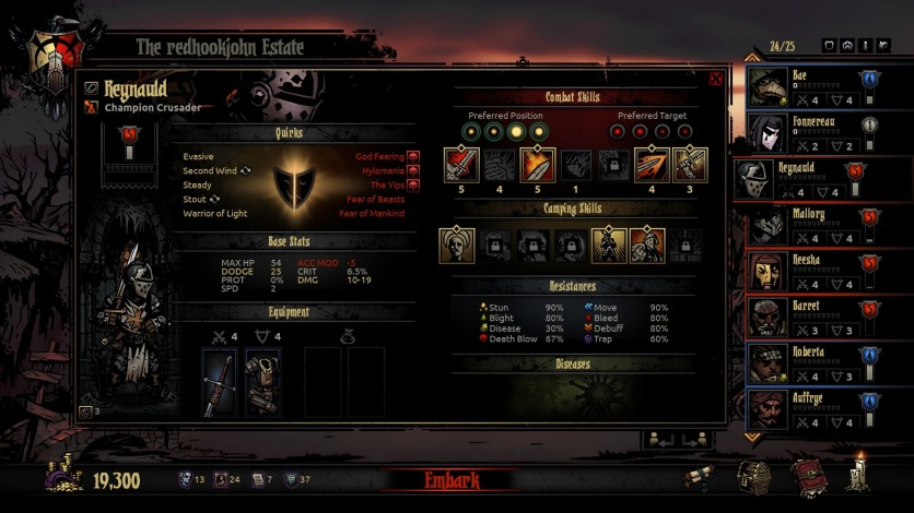 Screenshot 14 - Darkest Dungeon
