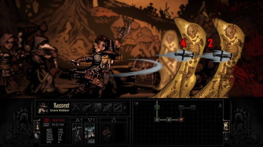 Screenshot 13 - Darkest Dungeon