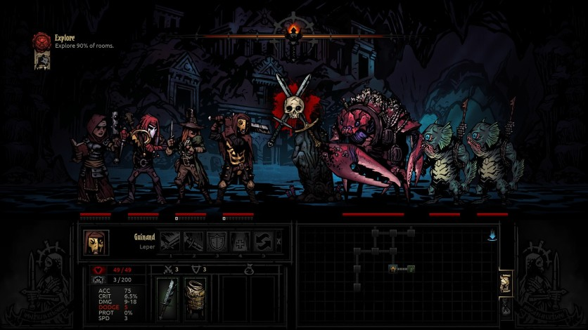 Screenshot 6 - Darkest Dungeon