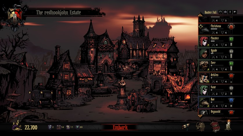 Screenshot 12 - Darkest Dungeon