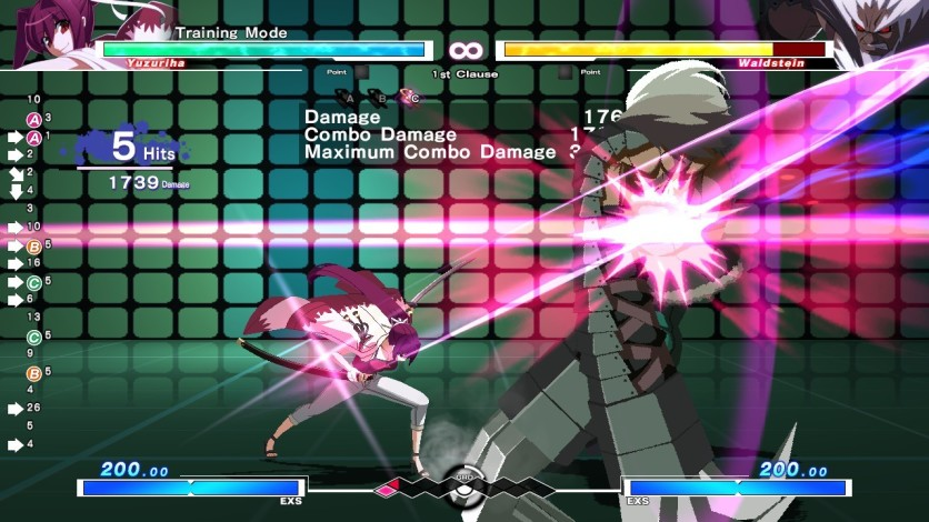 Screenshot 8 - UNDER NIGHT IN-BIRTH Exe:Late