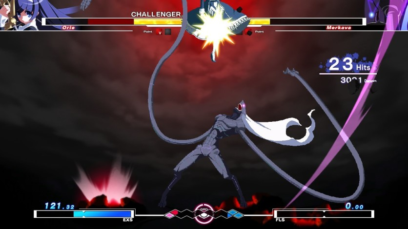 Screenshot 6 - UNDER NIGHT IN-BIRTH Exe:Late