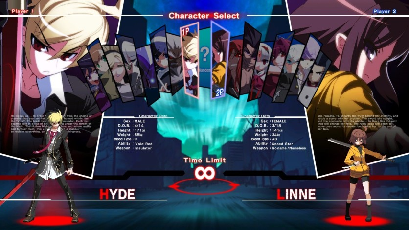 Screenshot 2 - UNDER NIGHT IN-BIRTH Exe:Late