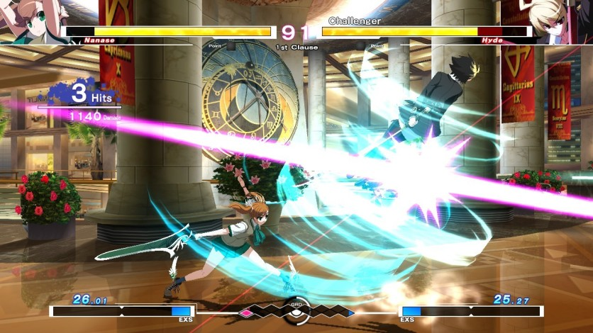 Screenshot 3 - UNDER NIGHT IN-BIRTH Exe:Late