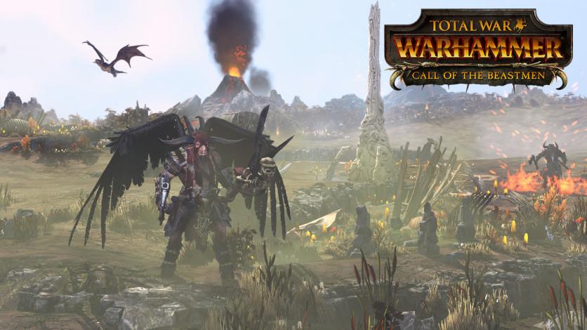 Screenshot 5 - Total War: WARHAMMER - Call of the Beastmen