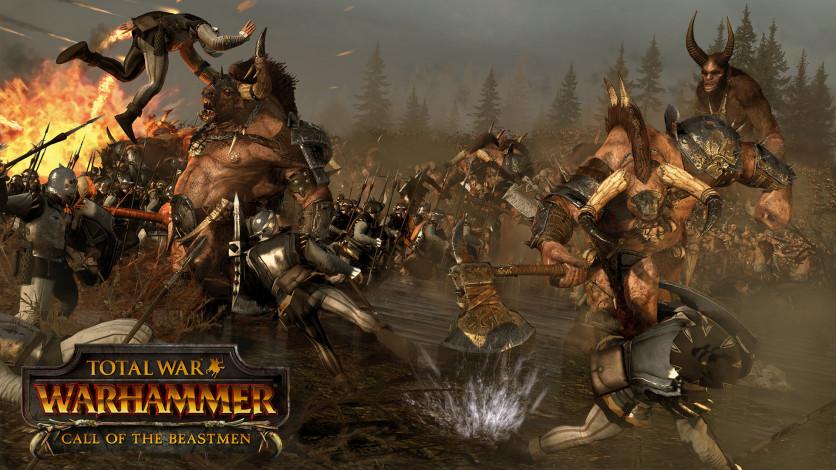 Screenshot 8 - Total War: WARHAMMER - Call of the Beastmen