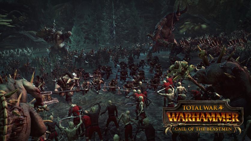 Screenshot 7 - Total War: WARHAMMER - Call of the Beastmen