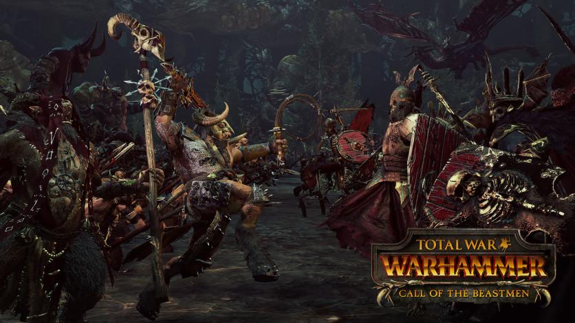 Screenshot 6 - Total War: WARHAMMER - Call of the Beastmen