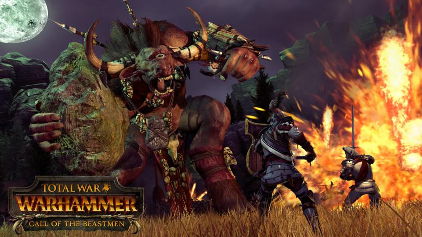 Screenshot 9 - Total War: WARHAMMER - Call of the Beastmen