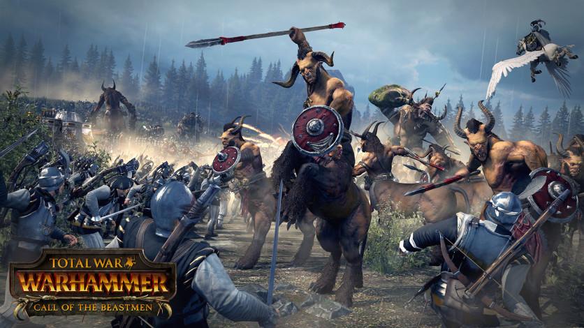 Screenshot 4 - Total War: WARHAMMER - Call of the Beastmen