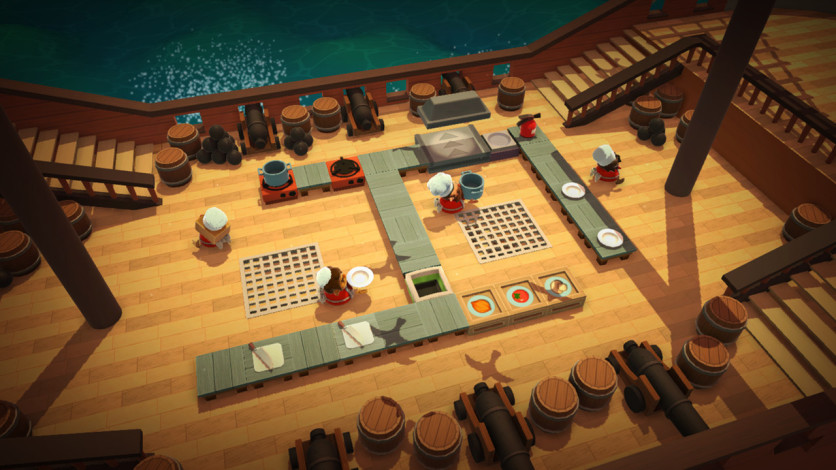 Screenshot 10 - Overcooked