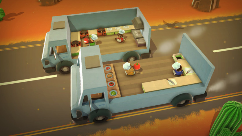 Screenshot 4 - Overcooked
