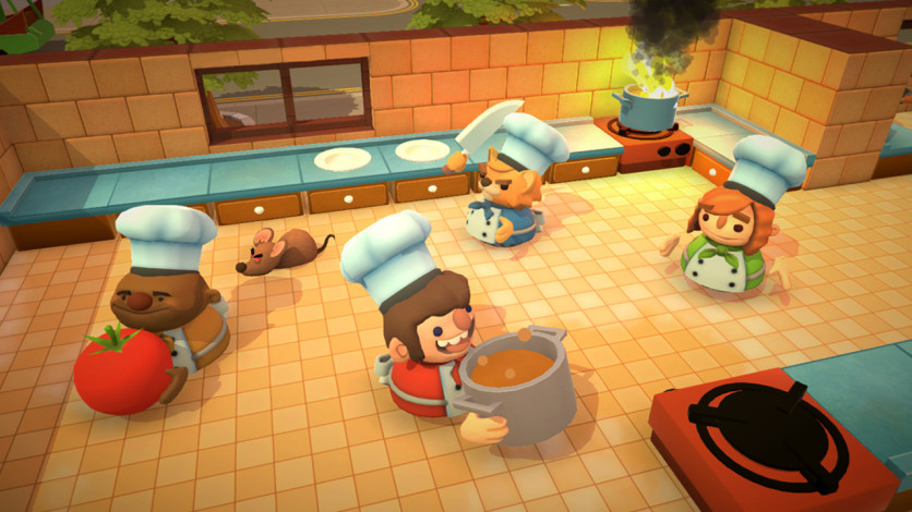 Screenshot 3 - Overcooked