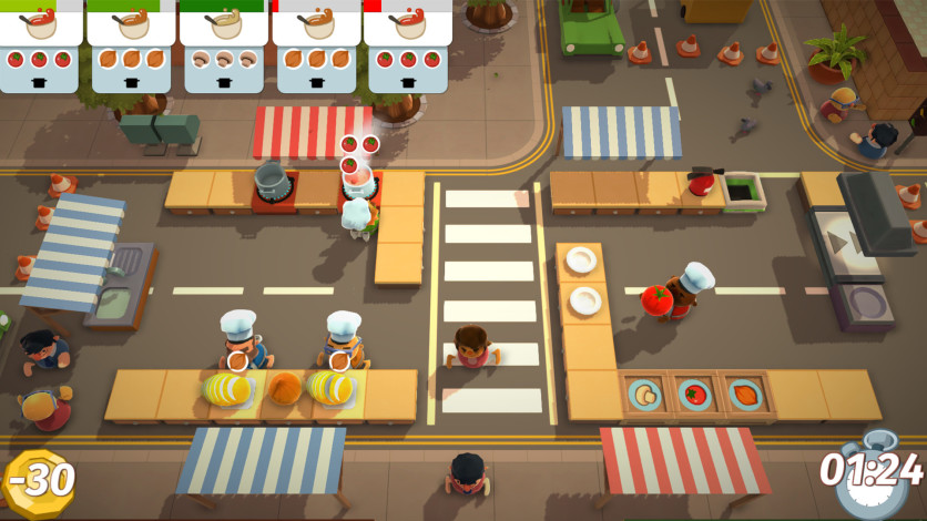 Screenshot 8 - Overcooked