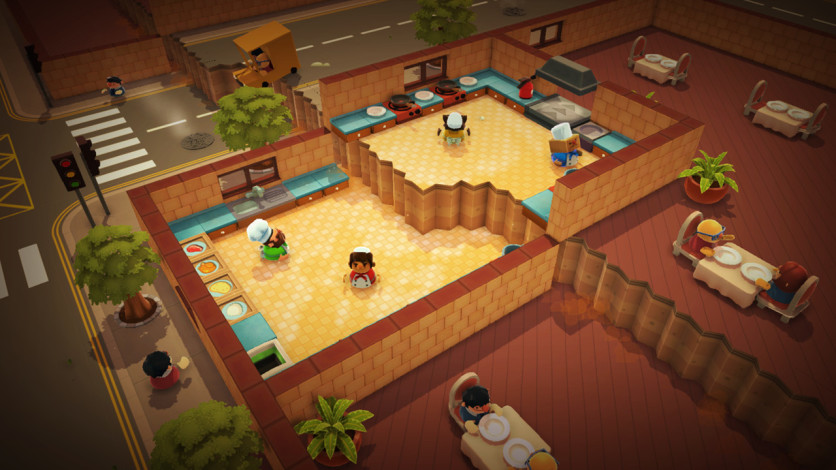 Screenshot 2 - Overcooked