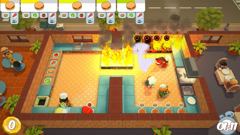 Screenshot 6 - Overcooked