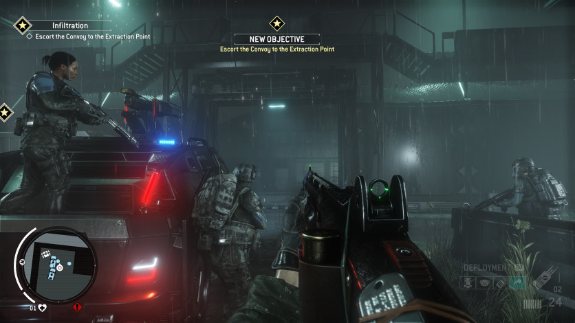 Screenshot 2 - Homefront: The Revolution - The Combat Stimulant Pack
