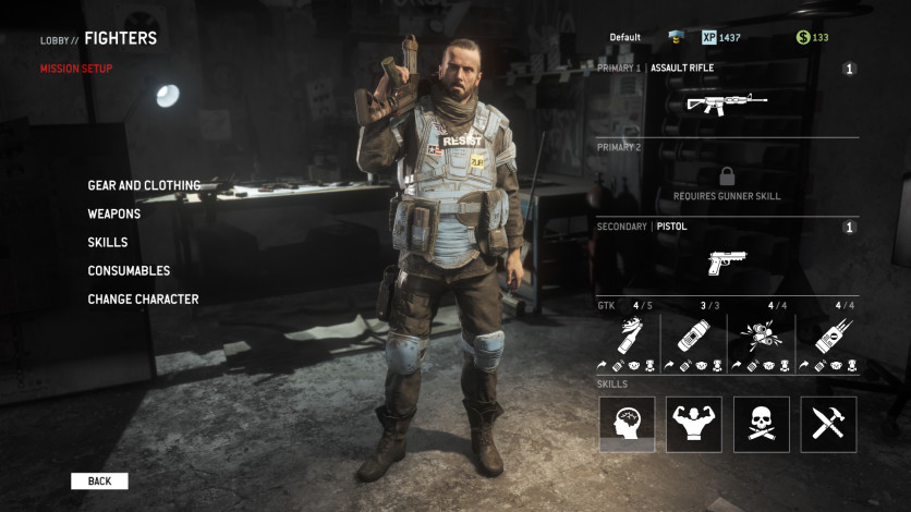 Screenshot 1 - Homefront: The Revolution - The Combat Stimulant Pack