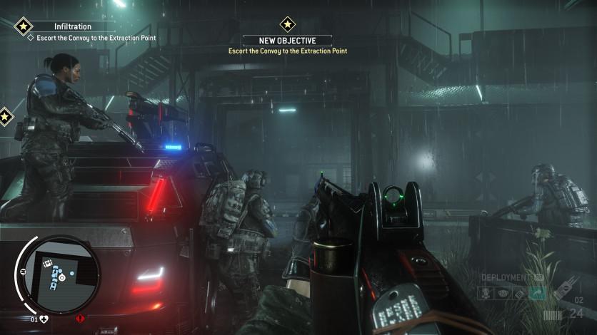 Screenshot 1 - Homefront: The Revolution - The Wing Skull Pack