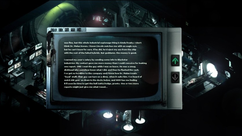 Screenshot 2 - Stasis Deluxe Edition