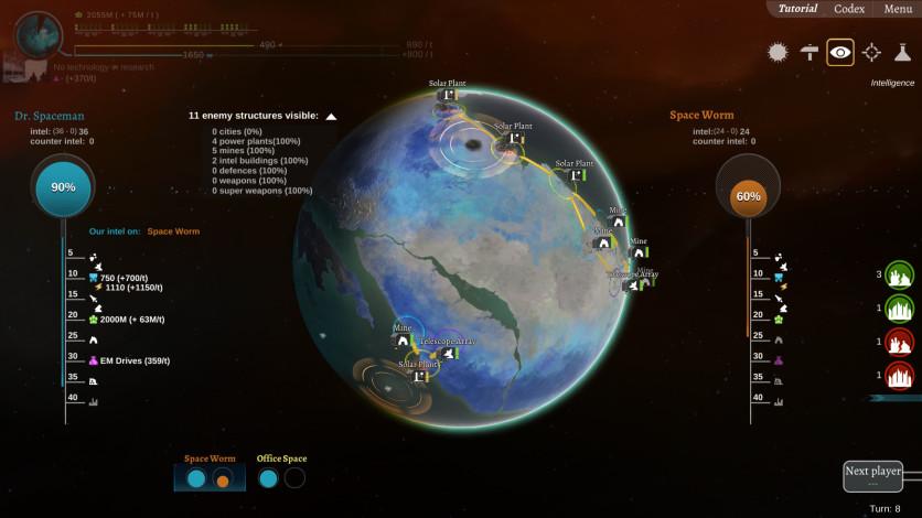 Screenshot 6 - Interplanetary