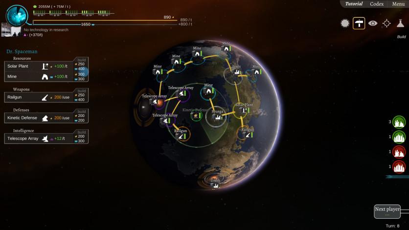 Screenshot 11 - Interplanetary