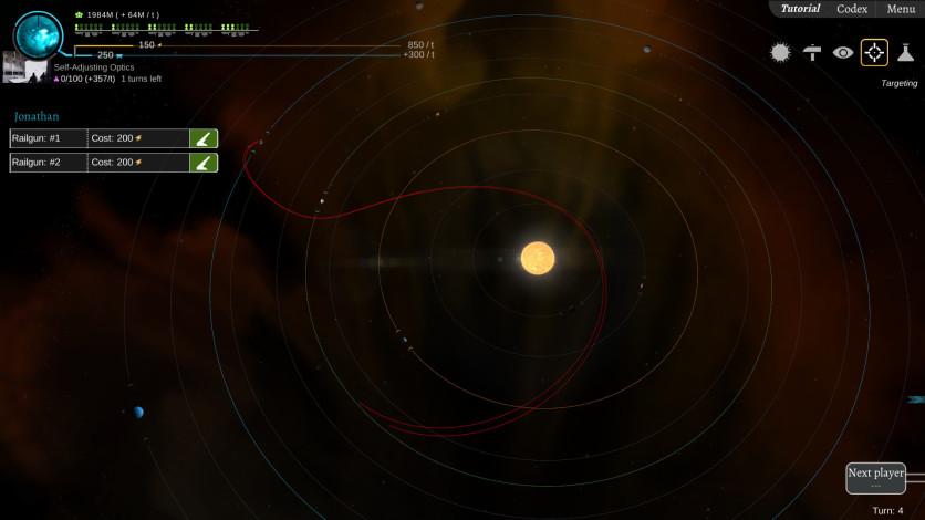 Screenshot 3 - Interplanetary