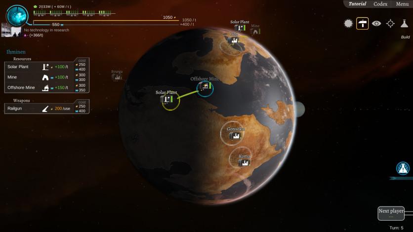 Screenshot 2 - Interplanetary
