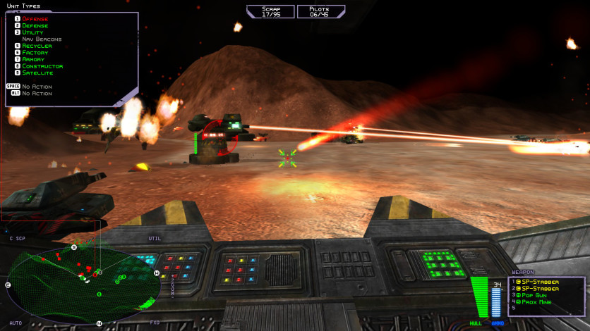 Screenshot 6 - Battlezone 98 Redux - The Red Odyssey