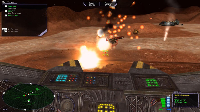 Screenshot 3 - Battlezone 98 Redux - The Red Odyssey