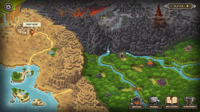 Screenshot 8 - Kingdom Rush Frontiers