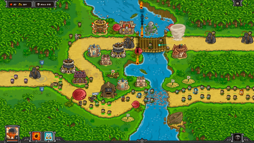 Screenshot 6 - Kingdom Rush Frontiers