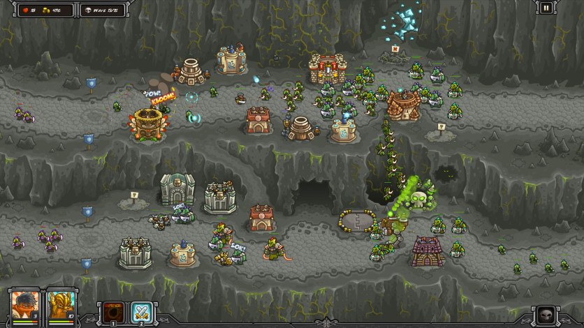 Screenshot 7 - Kingdom Rush Frontiers