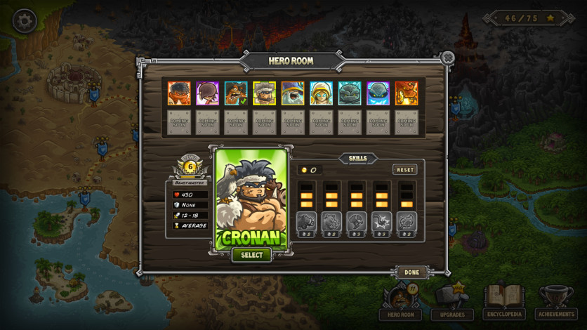 Screenshot 4 - Kingdom Rush Frontiers