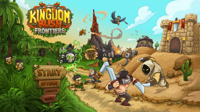 Screenshot 2 - Kingdom Rush Frontiers