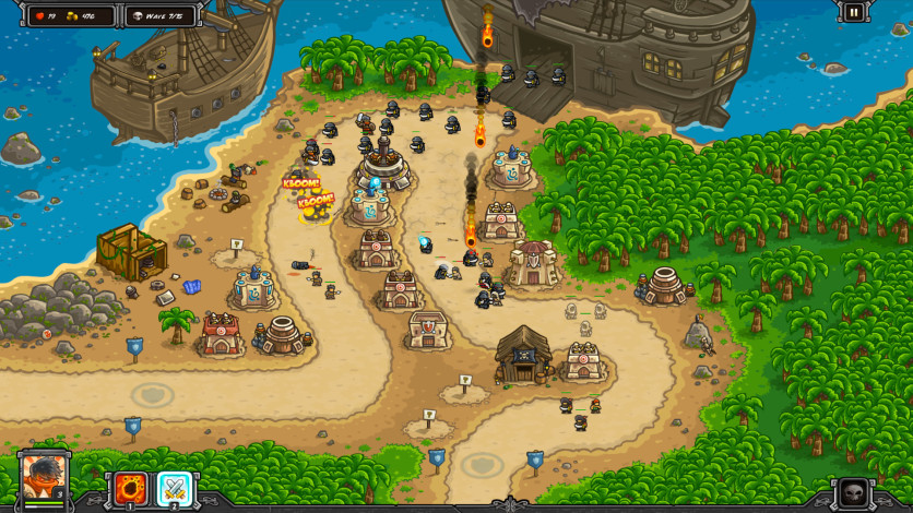 Screenshot 5 - Kingdom Rush Frontiers