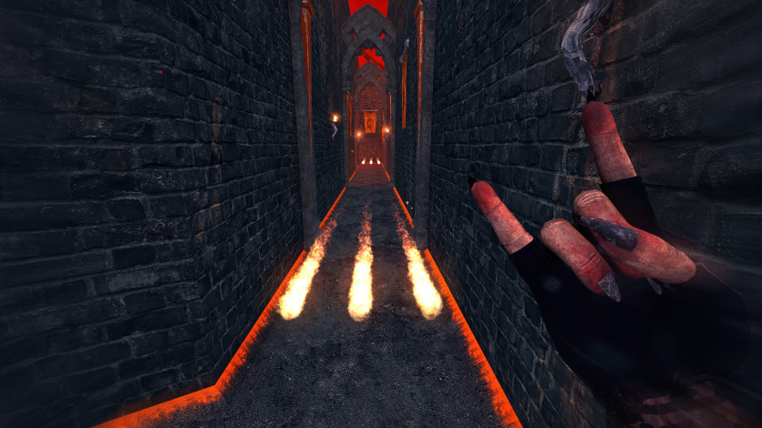 Screenshot 5 - SEUM: Speedrunners from Hell