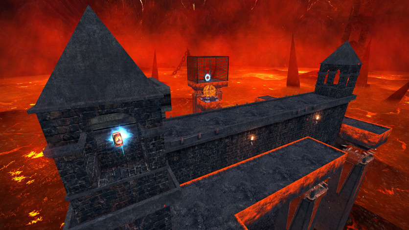 Screenshot 14 - SEUM: Speedrunners from Hell