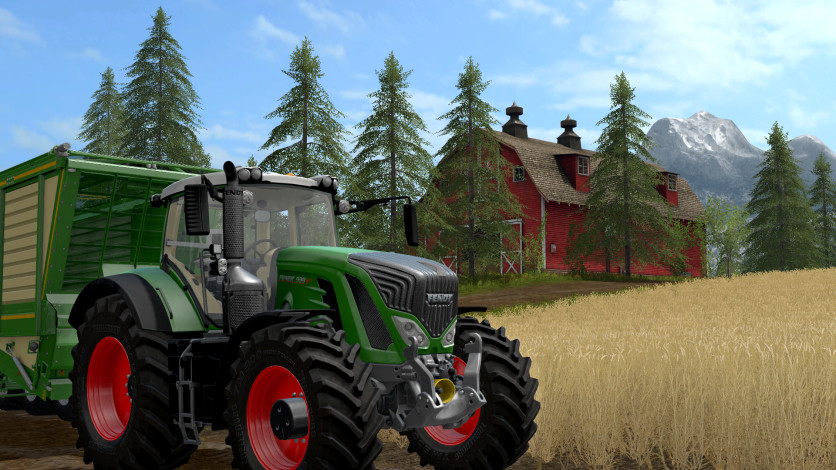 Screenshot 3 - Farming Simulator 17