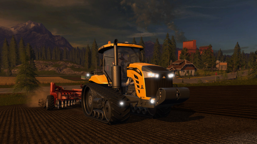 Screenshot 1 - Farming Simulator 17