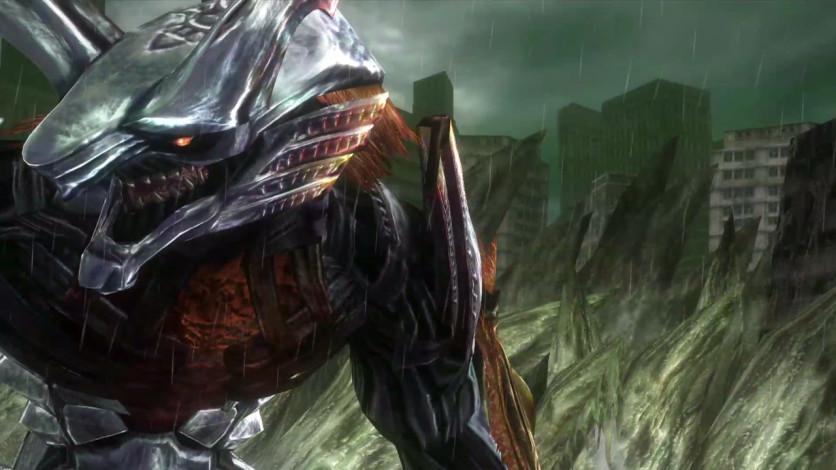 Screenshot 2 - GOD EATER 2 Rage Burst