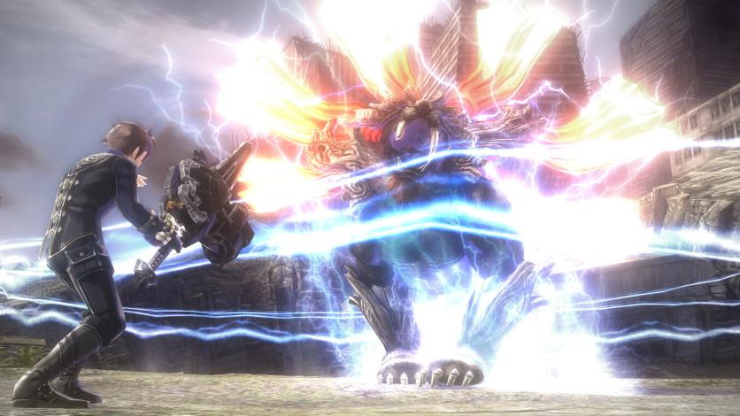 Screenshot 4 - GOD EATER 2 Rage Burst