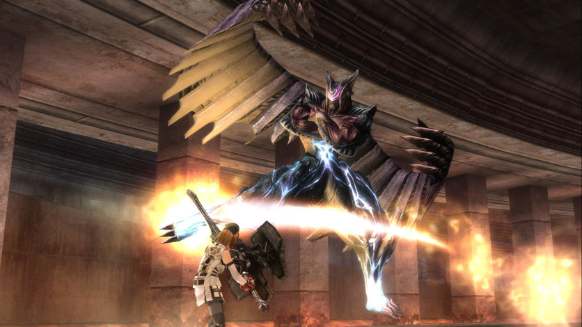 Screenshot 5 - GOD EATER 2 Rage Burst